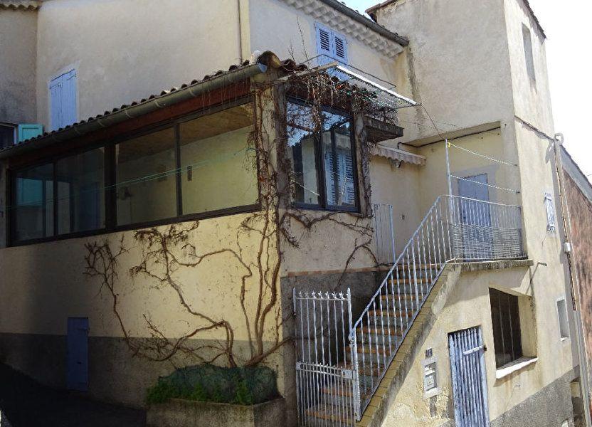 Maison à vendre 75m2 à Château-Arnoux-Saint-Auban