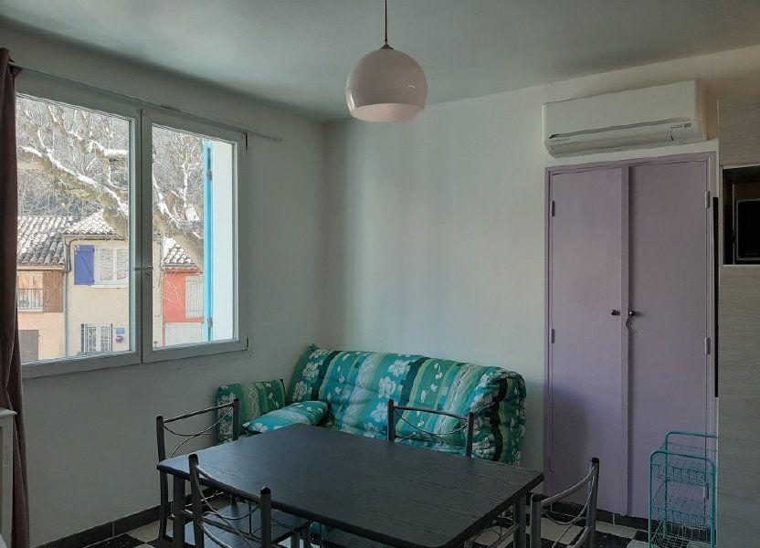 Appartement à louer 32.42m2 à Saint-Martin-de-Brômes