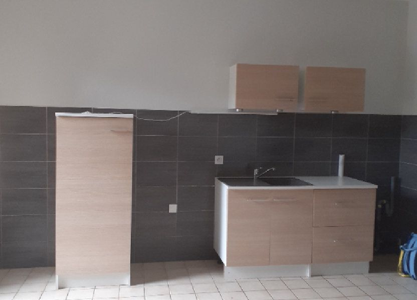 Appartement à louer 37.31m2 à Château-Arnoux-Saint-Auban