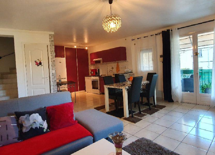 Appartement à vendre 63m2 à Pont-Saint-Esprit