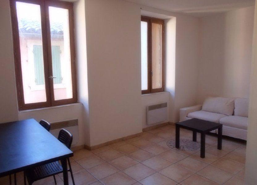 Appartement à louer 40m2 à Pont-Saint-Esprit