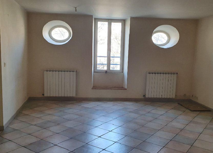 Appartement à louer 80m2 à Pont-Saint-Esprit
