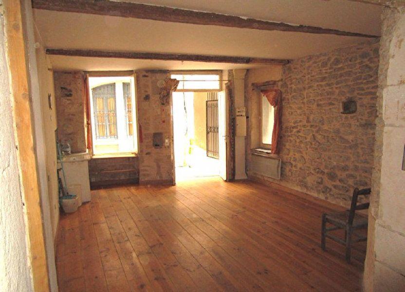 Appartement à vendre 49.2m2 à Pont-Saint-Esprit