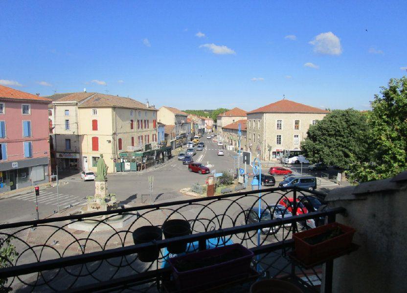Appartement à vendre 120m2 à Pont-Saint-Esprit