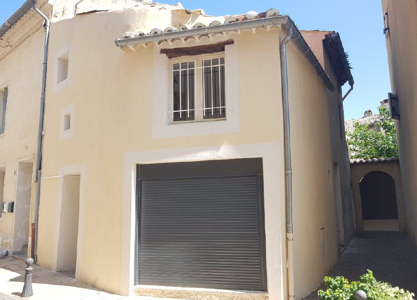Appartement à louer 41m2 à Saint-Paul-Trois-Châteaux