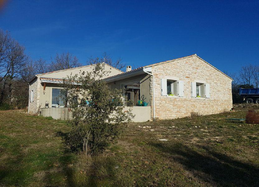 Maison à vendre 170m2 à Issirac