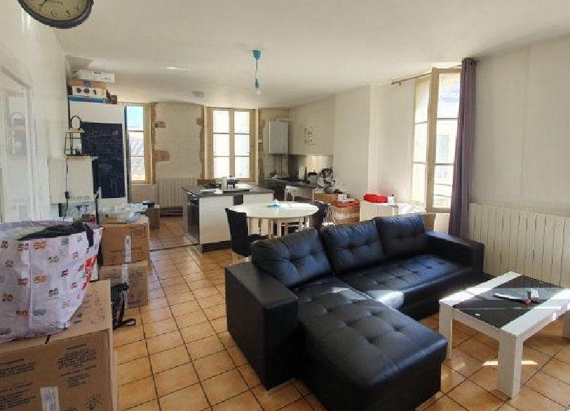 Appartement à louer 63m2 à Pont-Saint-Esprit