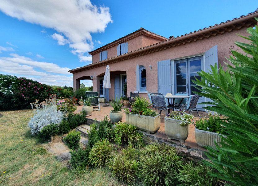 Maison à vendre 135.56m2 à Saint-Paulet-de-Caisson