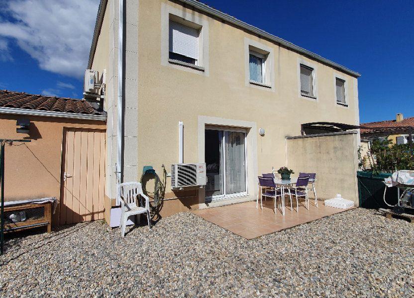 Maison à vendre 85.57m2 à Pont-Saint-Esprit