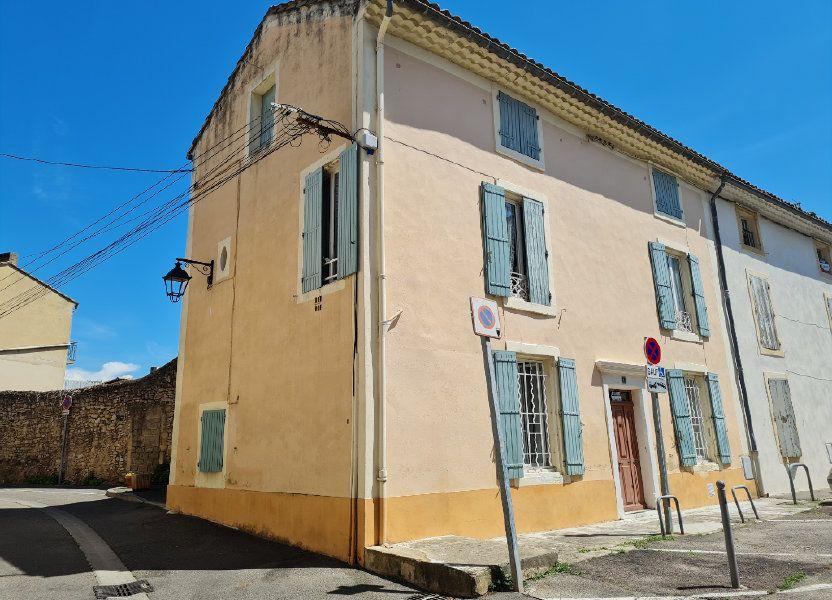 Maison à vendre 110m2 à Bagnols-sur-Cèze