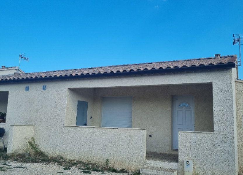 Maison à louer 53.98m2 à Saint-Martin-d'Ardèche