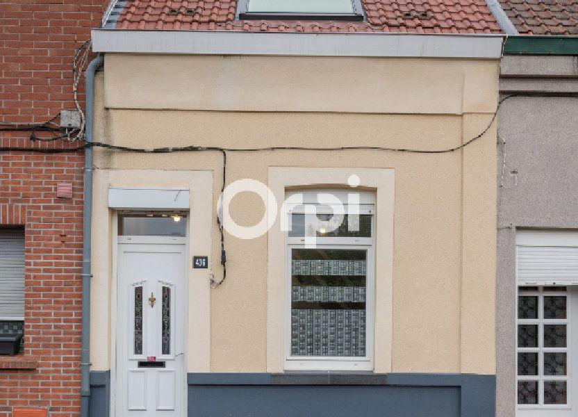 Maison à vendre 90.59m2 à Hénin-Beaumont
