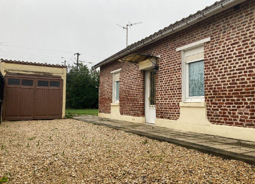 Maison à vendre 71m2 à Courchelettes