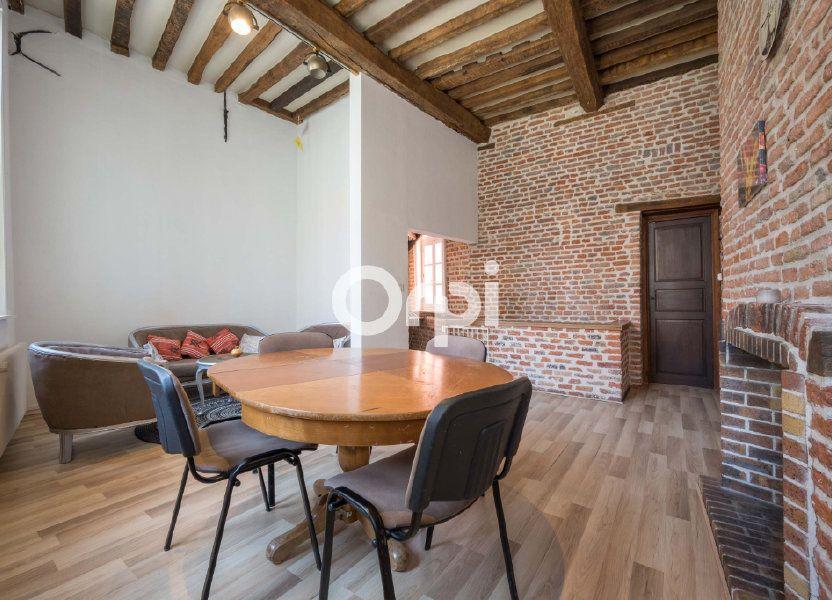 Maison à vendre 90m2 à Douai