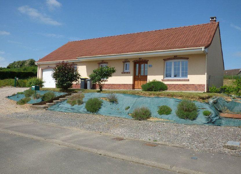 Maison à vendre 140m2 à Maresquel-Ecquemicourt