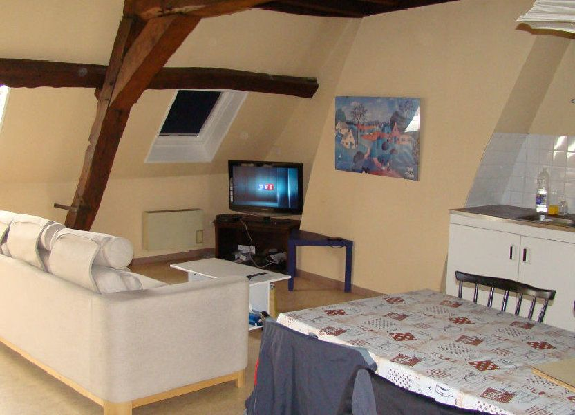 Appartement à louer 45m2 à Hesdin