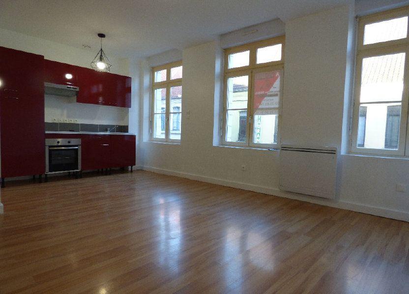 Appartement à louer 53m2 à Hesdin