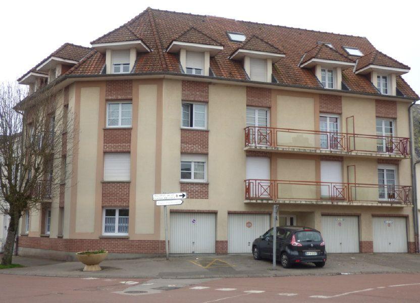 Appartement à louer 26m2 à Hesdin