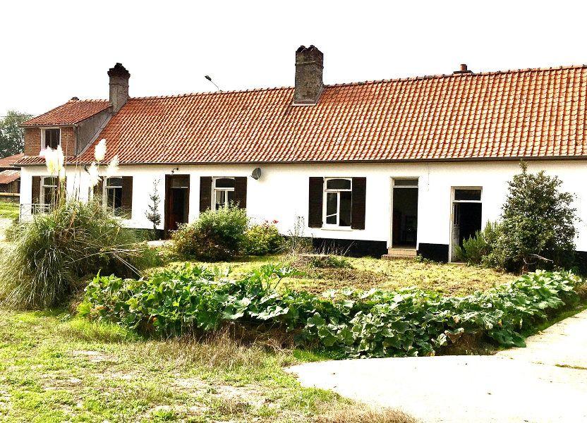Maison à vendre 100m2 à Hesdin