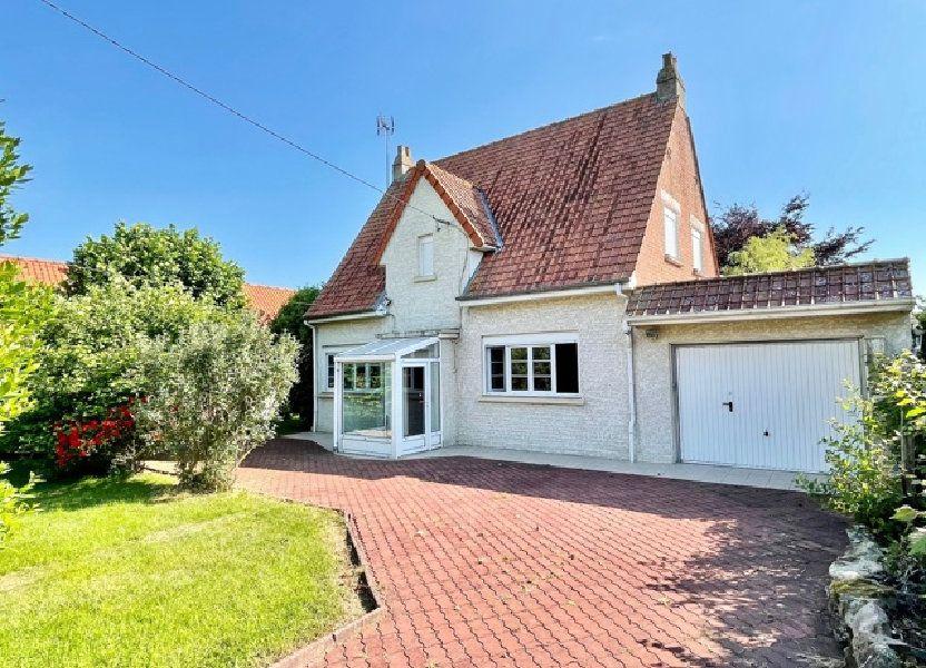 Maison à vendre 102m2 à Hesdin