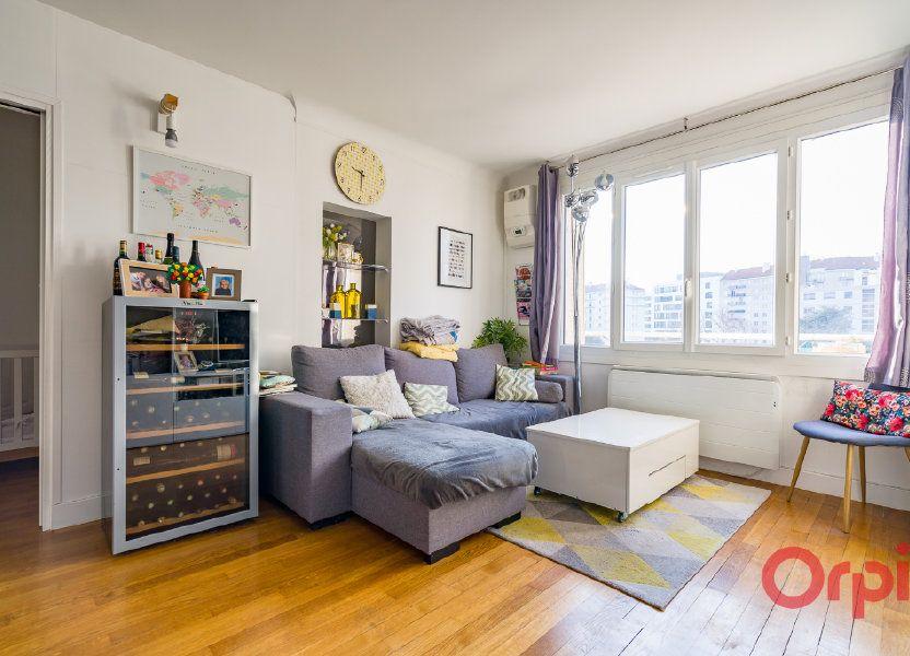 Appartement à vendre 63.68m2 à Montrouge