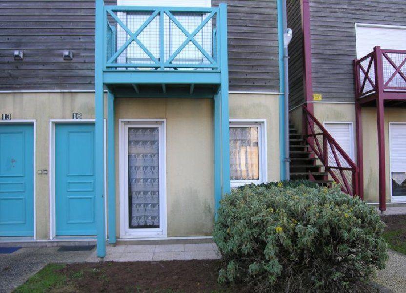 Appartement à louer 19.92m2 à La Rochelle