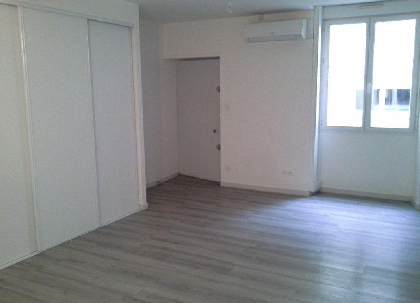 Appartement à louer 32.61m2 à La Rochelle