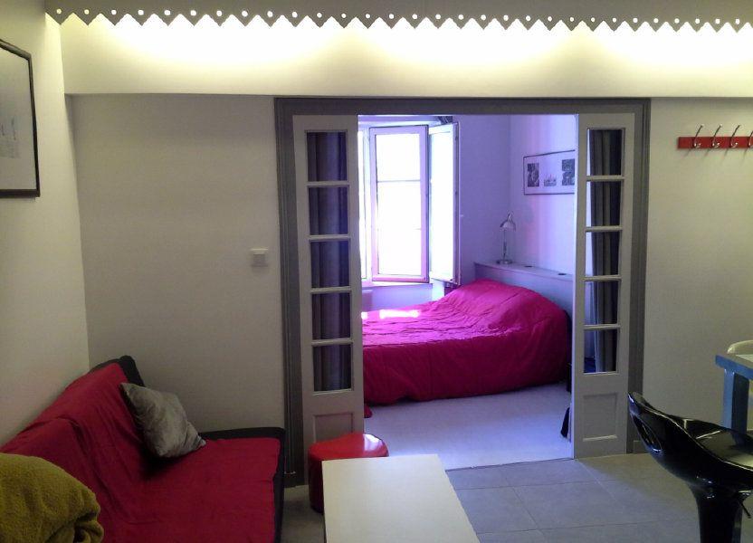 Appartement à louer 29.56m2 à La Rochelle