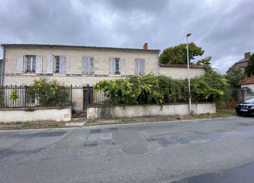 Maison à vendre 270m2 à Saint-Jean-de-Liversay