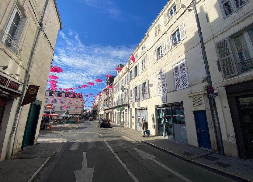 Appartement à vendre 35.32m2 à La Rochelle