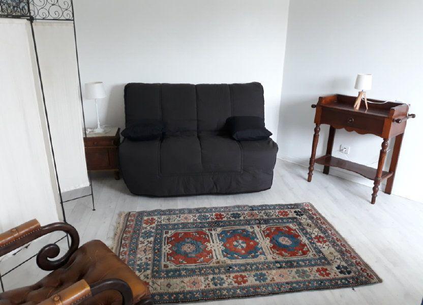 Maison à louer 27.75m2 à La Rochelle