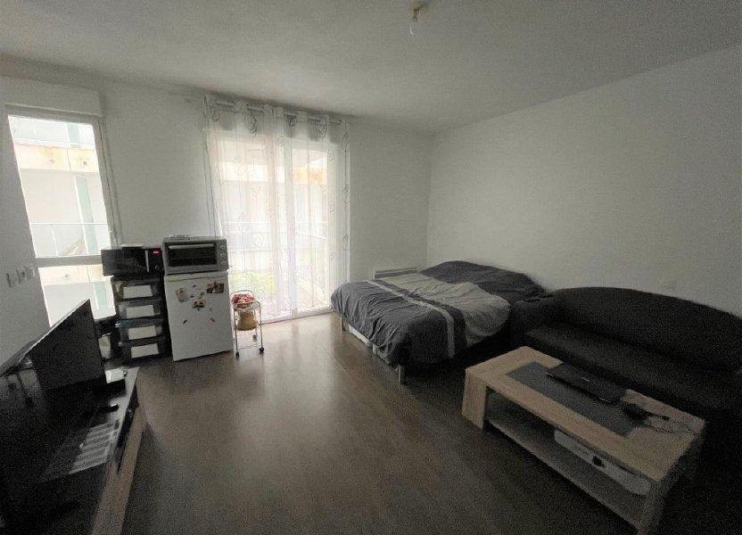 Appartement à vendre 26m2 à La Rochelle