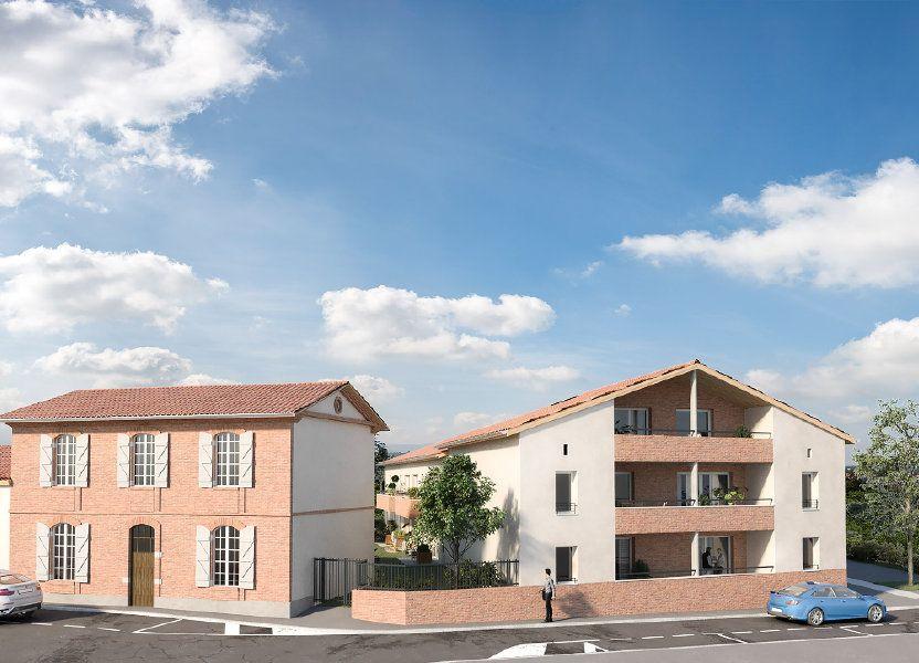 Appartement à vendre 43.3m2 à Saint-Loup-Cammas