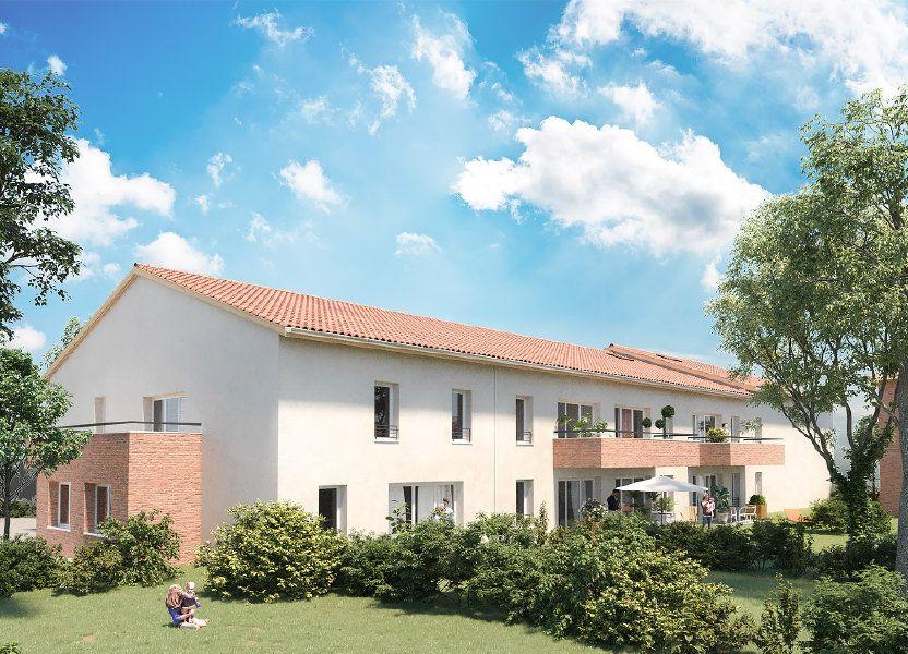 Appartement à vendre 39.4m2 à Saint-Loup-Cammas