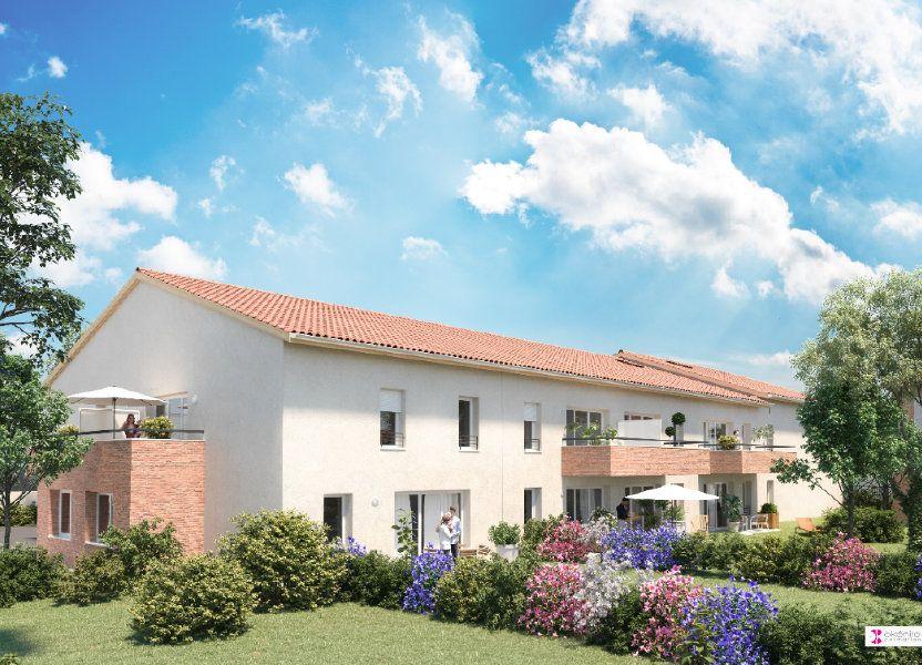 Appartement à vendre 39.35m2 à Saint-Loup-Cammas