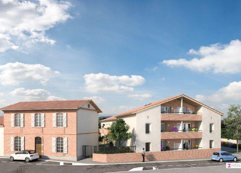 Appartement à vendre 43.4m2 à Saint-Loup-Cammas