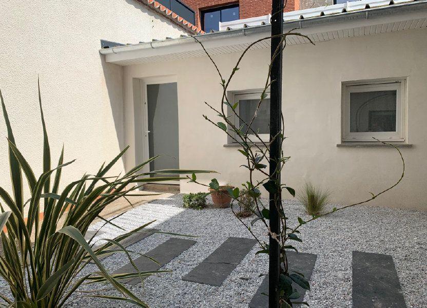 Appartement à louer 19m2 à Toulouse
