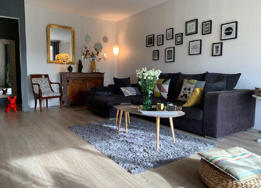 Appartement à louer 110.52m2 à Toulouse