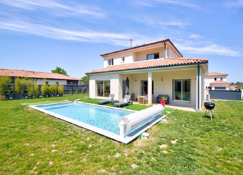 Maison à vendre 155m2 à Rouffiac-Tolosan