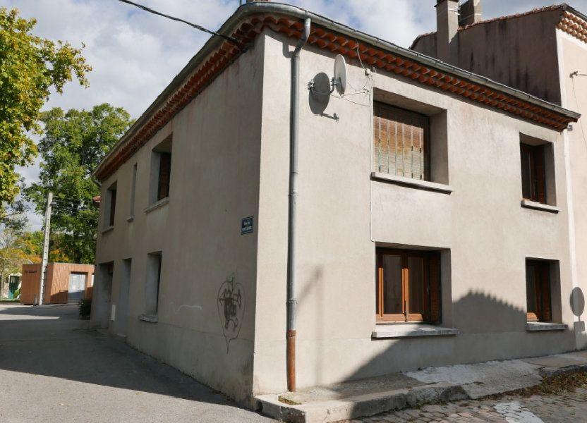 Appartement à louer 61m2 à Loriol-sur-Drôme