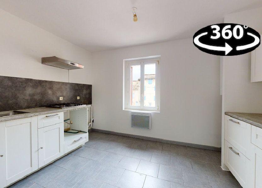 Appartement à louer 74m2 à Loriol-sur-Drôme