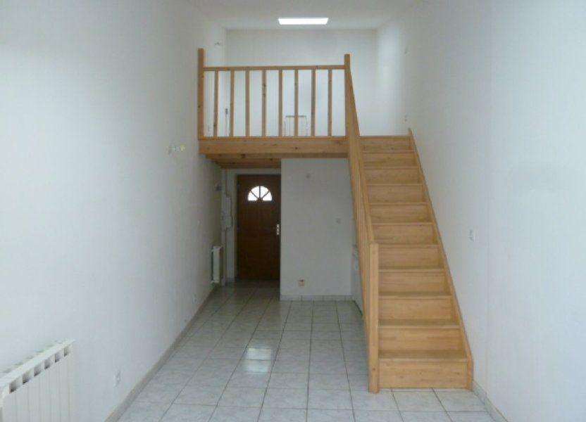 Appartement à louer 34.15m2 à Loriol-sur-Drôme
