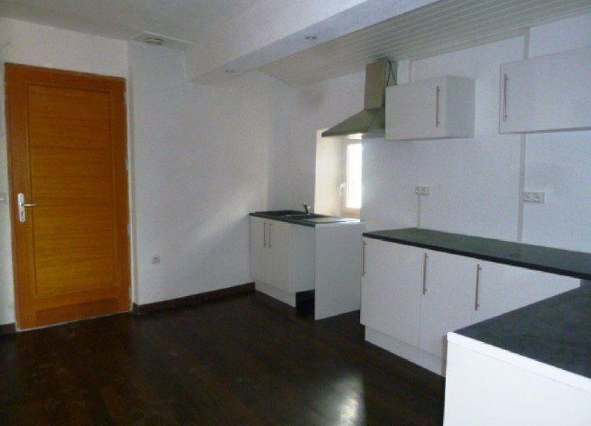 Appartement à louer 39m2 à Loriol-sur-Drôme