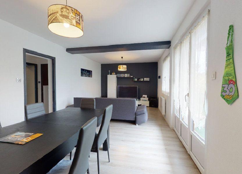 Appartement à vendre 74m2 à Crest