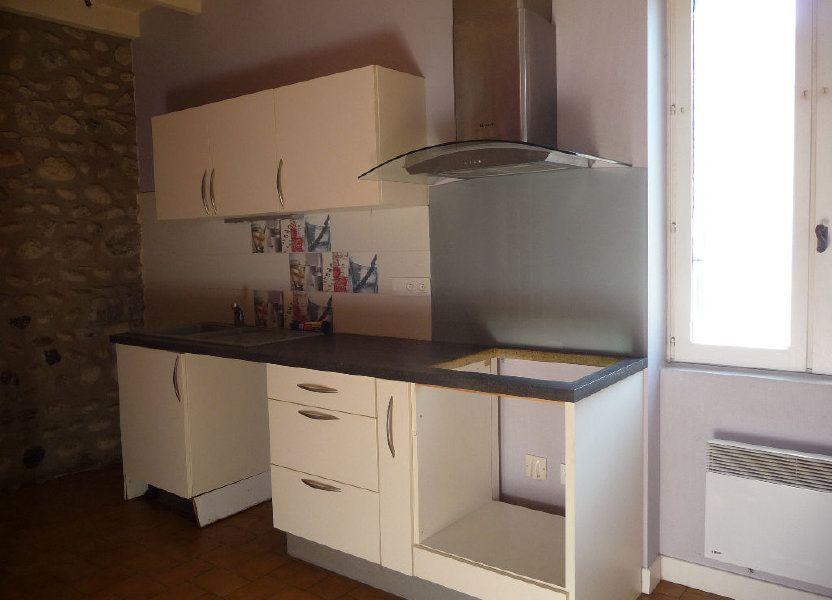 Appartement à louer 59.39m2 à La Voulte-sur-Rhône