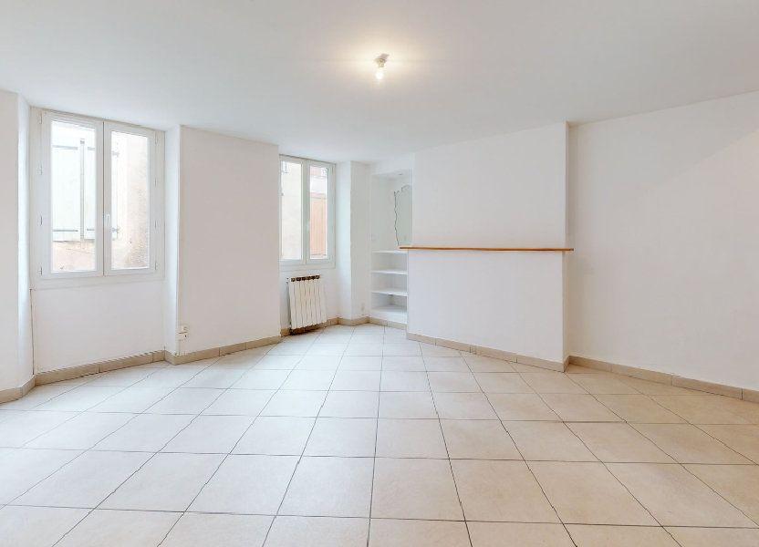 Appartement à louer 55m2 à Loriol-sur-Drôme