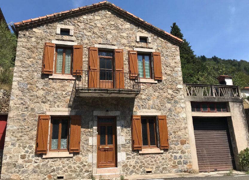 Maison à vendre 113m2 à Saint-Maurice-en-Chalencon