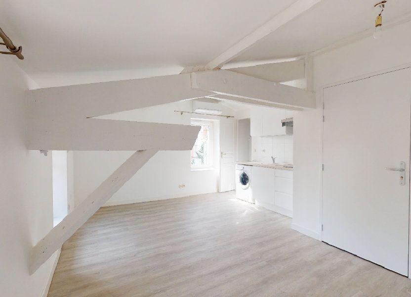 Appartement à louer 31m2 à Tournon-sur-Rhône
