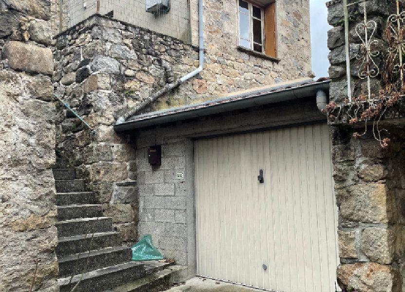 Maison à vendre 50m2 à Les Ollières-sur-Eyrieux