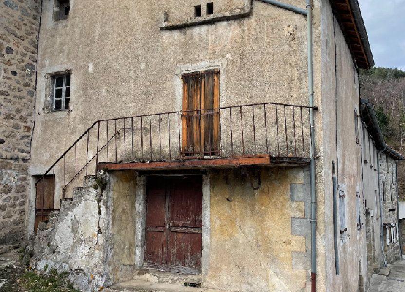 Maison à vendre 110m2 à Marcols-les-Eaux